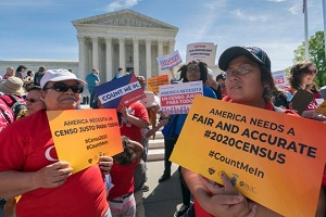 Opponents of adding citizenship question to 2020 census ask Supreme Court to delay any ruling against them