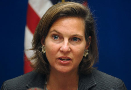 US stresses on action against Haqqani network